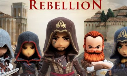 Disponible Assassin´s Creed Rebellion