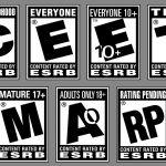 ESRB Entertainment Software Raiting Board
