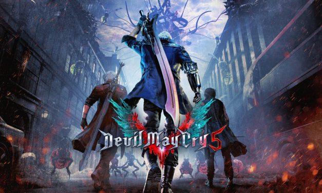 EN LA OPINIÓN DE ALÊXIA: Devil May Cry V