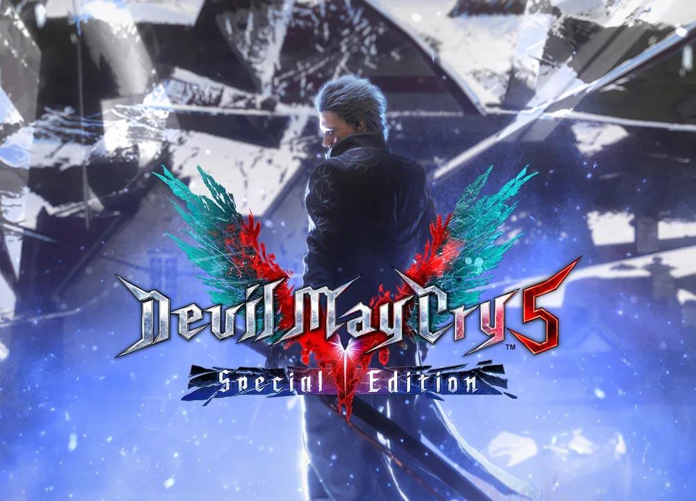 Devil May Cry V Virgil Edition