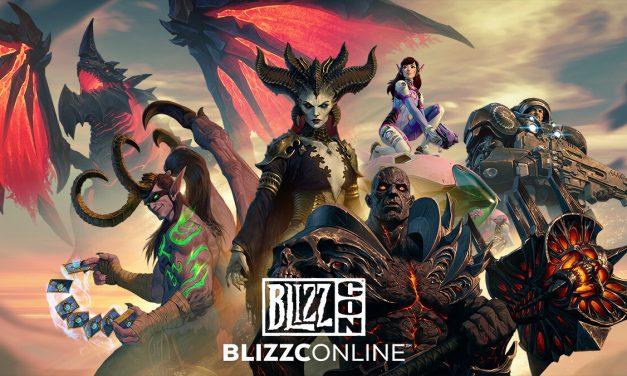 Blizzcon regresa completamente online