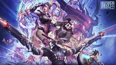 Reaper, Chen, Nova, Diablo