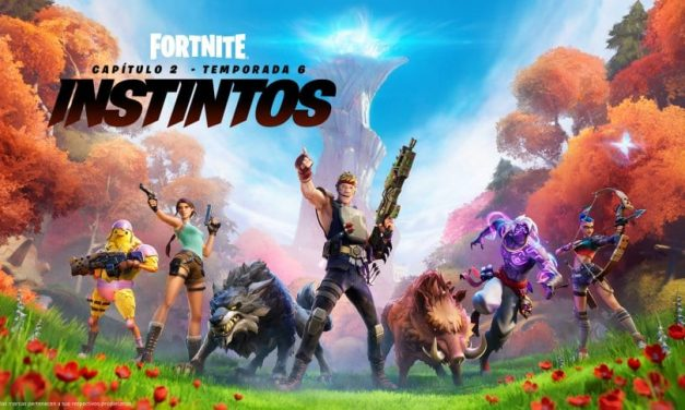 Nueva temporada de Fortnite: Instintos