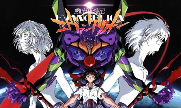 Los animes de Alêxia: NEON GENESIS EVANGELION