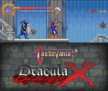 castlevania-dracula-x