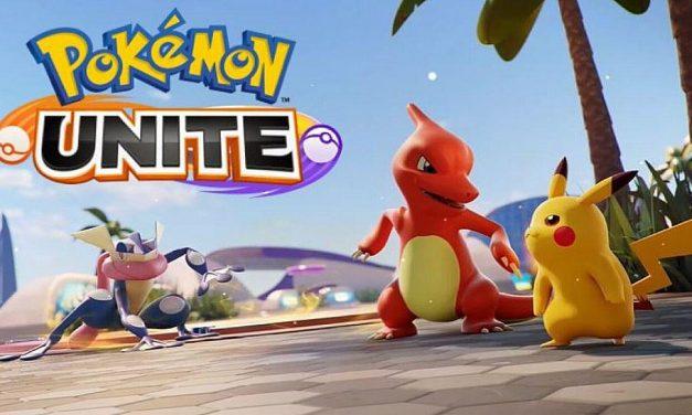 Pokémon Unite: Un éxito en móviles desde su llegada